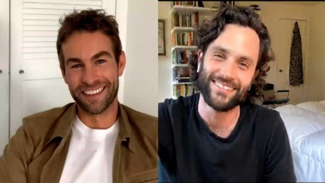 Gossip Girl Reunion! Chace Crawford and Penn Badgley