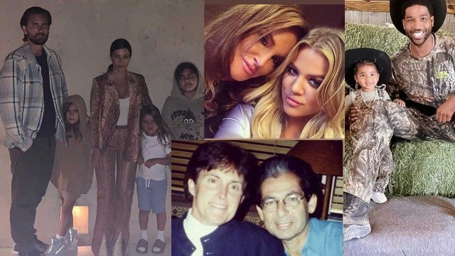 Kourtney and Khloe Kardashian Wish Their Exes a Happy Father's Day