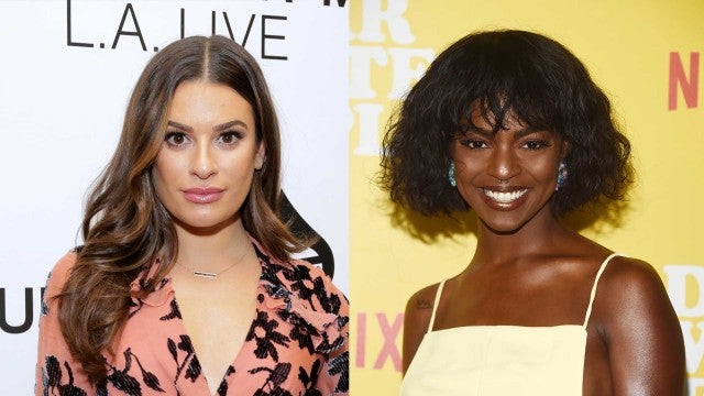 Lea Michele Responds to Allegations From 'Glee' Co-Star