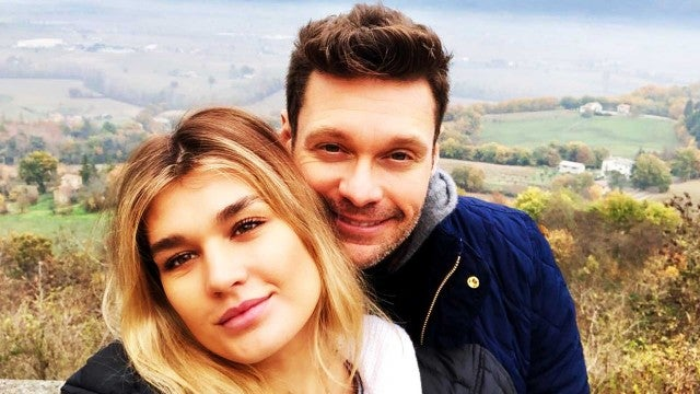 Ryan Seacrest and GF Shayna Taylor Call it Quits for the Third Time