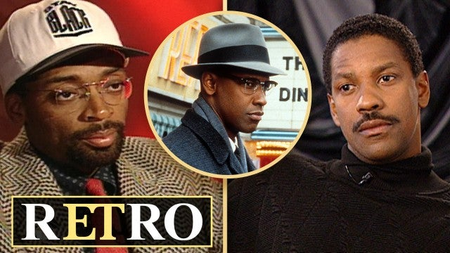 'Malcolm X': Spike Lee and Denzel Washington on Recreating History | rETro