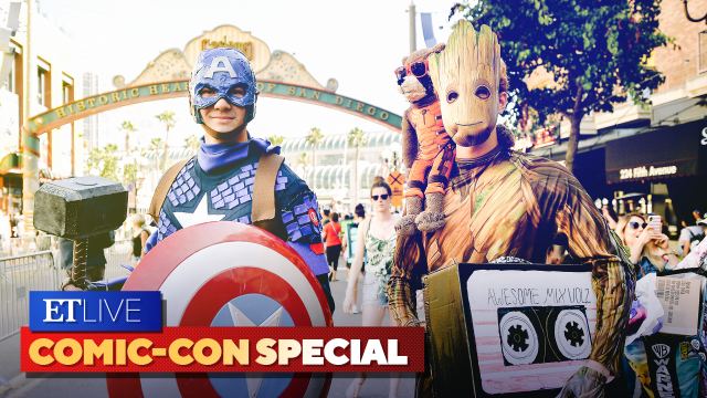Comic-Con Turns 50: The History of San Diego's Biggest Weekend | ET Live Comic-Con
