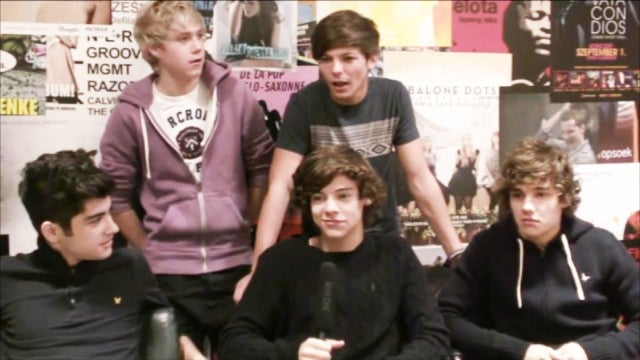 One Direction Celebrates 10-Year Anniversary With Never-Before-Seen Footage
