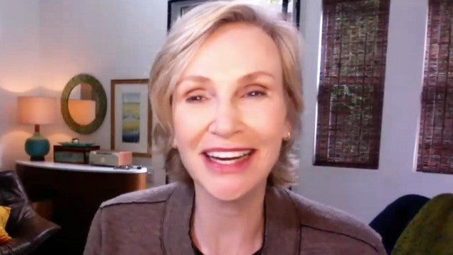 Jane Lynch Shares 'The Marvelous Mrs. Maisel' Season 4 Update! (Exclusive)