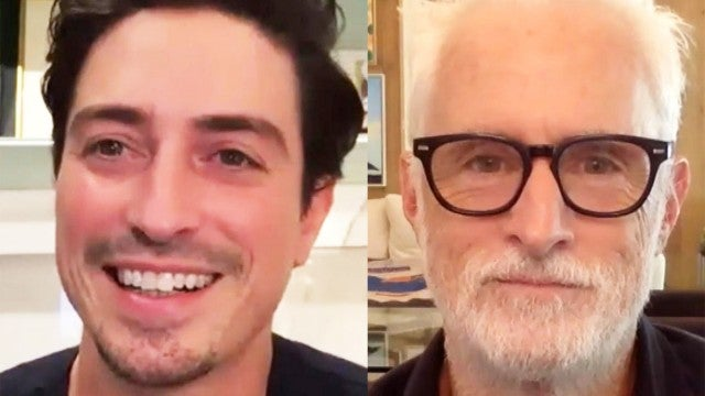Comic-Con@Home: John Slattery and Ben Feldman Give Updates on Newest Projects