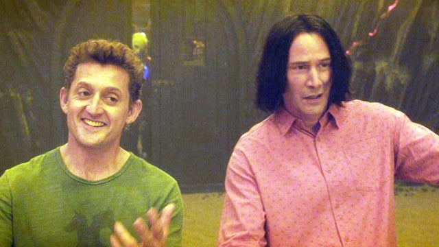 Keanu Reeves and Alex Winter Originally LAUGHED at the Thought of Making a Third 'Bill & Ted' Film