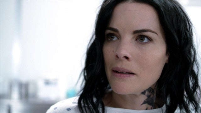 'Blindspot' Series Finale: Jane Discovers She's Been Injected With ZIP -- Again (Exclusive)