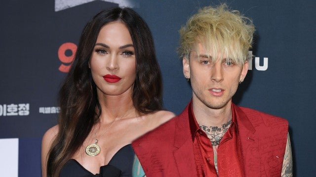 Megan Fox Says She and Machine Gun Kelly Are 'Two Halves of the Same Soul' in First Joint Interview