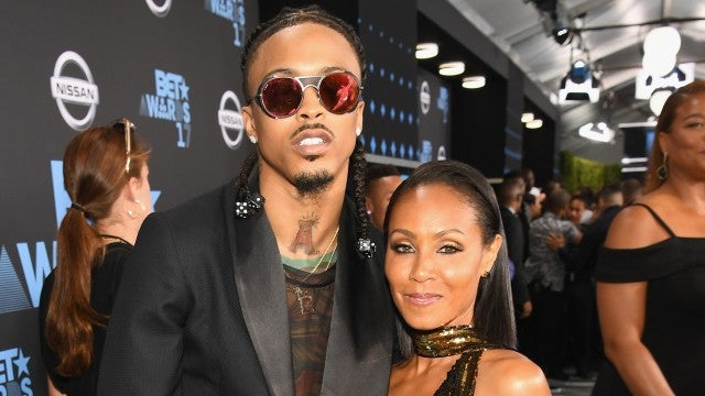 August Alsina's New Song About His 'Entanglement' With Jada Pinkett Smith