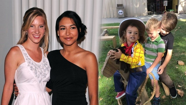 Heather Morris Remembers Naya Rivera in Touching Tribute About Their Kids