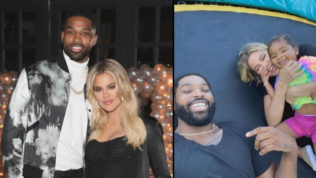 Khloe Kardashian and Tristan Thompson Are Not Back Together