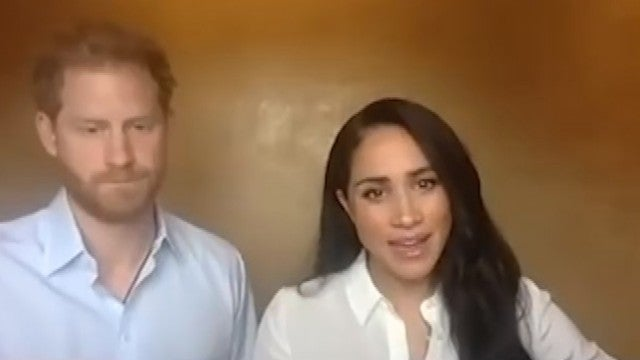 Meghan Markle and Prince Harry Discuss Black Lives Matter Movement and Fight for Racial Equality