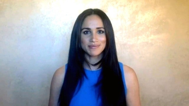 Meghan Markle Delivers Inspiring Speech at Girl Up Summit -- WATCH!