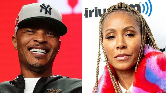 T.I. Pokes Fun at Jada Pinkett Smith's 'Entanglement' in Birthday Post to Wife Tiny