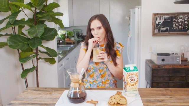 How to Make Dairy-Free Oatmeal Cookie Iced Coffee