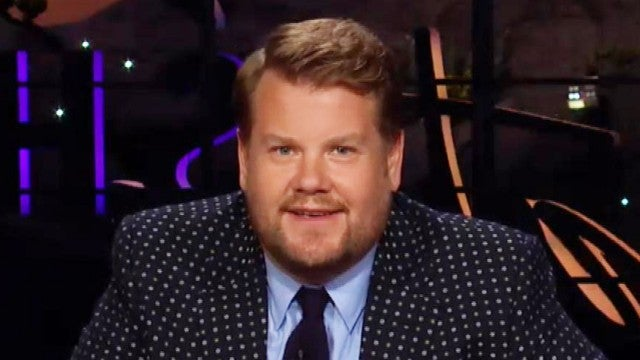 James Corden Shows Off New 'Late Late Show' Set Amid New COVID-19 Safety Precautions (Exclusive)