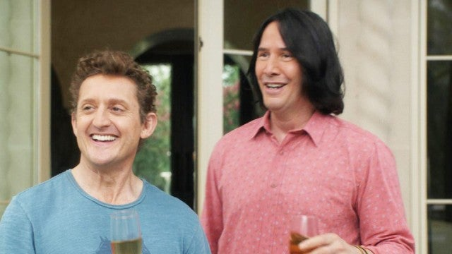 Keanu Reeves and Alex Winter Tease the Possibility of a Fourth 'Bill & Ted' Film