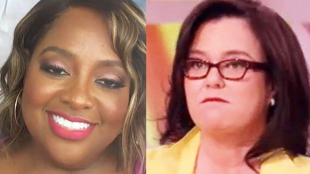 Sherri Shepherd Says Rosie O'Donnell Helped Her Negotiate Her Salary on 'The View'