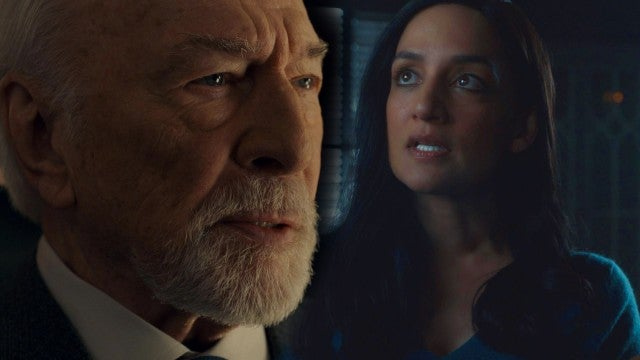 Archie Panjabi and Christopher Plummer Star in Peacock's 'Departure'