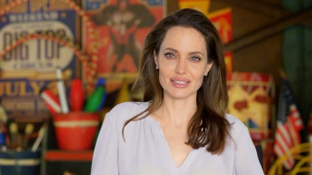 Angelina Jolie and Bryan Cranston on the True Story Behind 'The One and Only Ivan' (Exclusive)