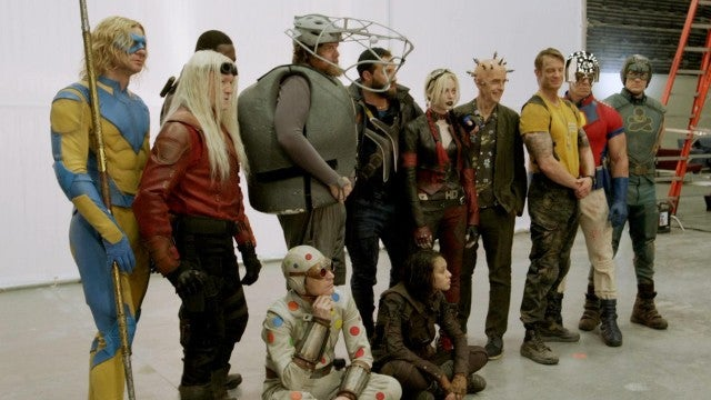 New 'The Suicide Squad' Characters Revealed in DC Fandome Featurette
