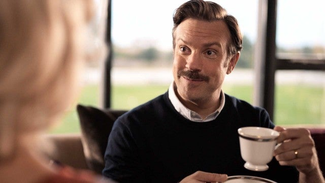 Ted Lasso' Clip: Jason Sudeikis Tries to Bond With a Coworker