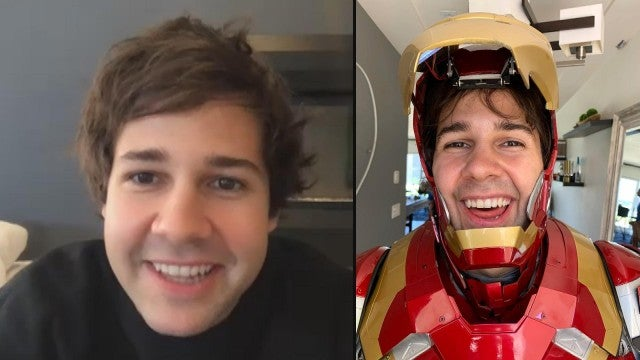 Why David Dobrik Got Starstruck by Robert Downey Jr.