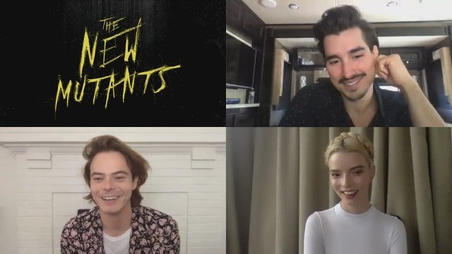 'The New Mutants' Cast on Thinking the Movie Would Never Come Out (Exclusive)