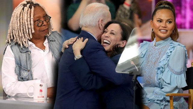 Chrissy Teigen, Whoopi Goldberg and More React to Joe Biden Making Kamala Harris His Running Mate