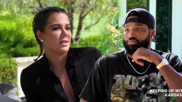 'KUWTK': Watch Khloe Kardashian Confront Tristan Thompson About Their Relationship in New Trailer