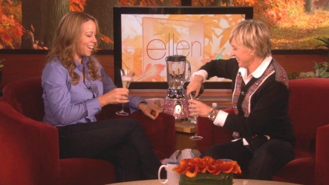 Mariah Carey Addresses 'Extremely Uncomfortable' Pregnancy Outing During 2008 'Ellen' Appearance