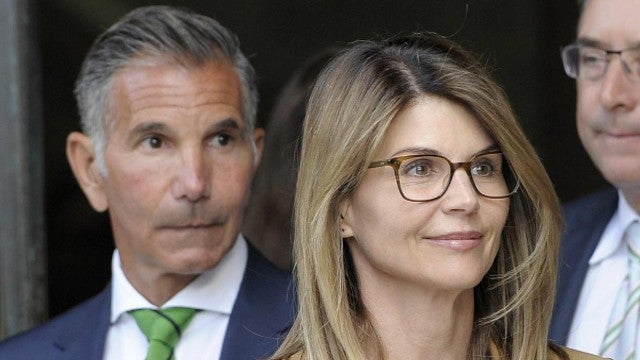Lori Loughlin and Husband Sentenced to Prison for Role in College Admissions Scandal