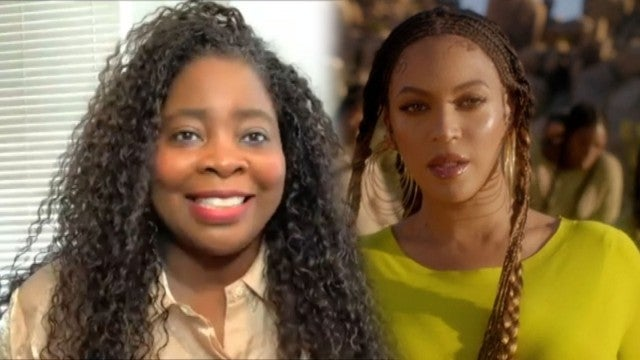 Beyoncé's Hairstylist Reveals How She Created Her Epic Braids for 'Black Is King'
