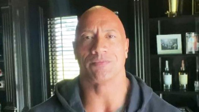 Dwayne Johnson and Family Recovering After Testing Positive for COVID-19