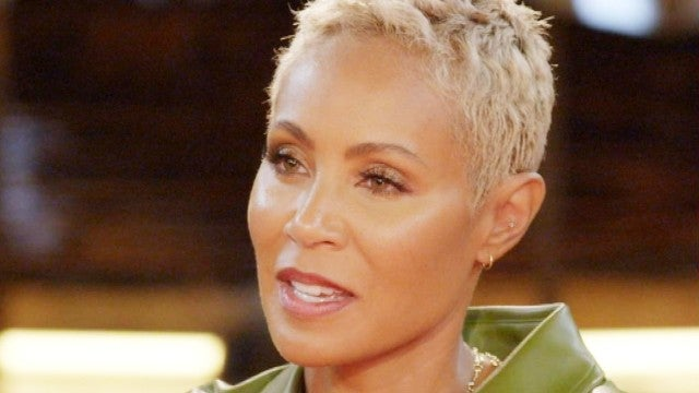Jada Pinkett Smith Talks Not Wanting to 'Burden Anybody' on 'Red Table Talk' (Exclusive)