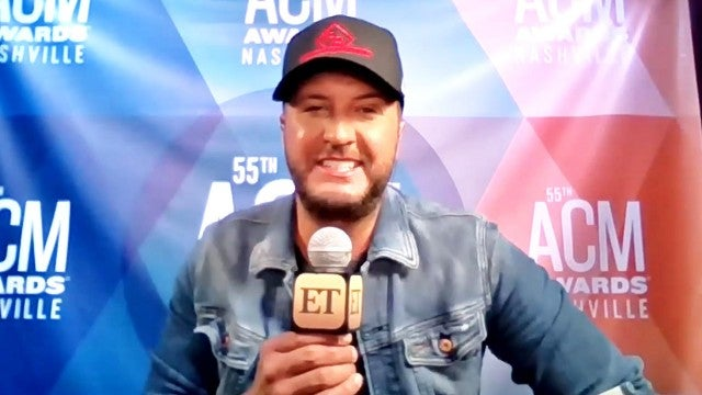 Luke Bryan on the 'Massive' Baby Gifts He's Sending 'American Idol' Judge Katy Perry (Exclusive)