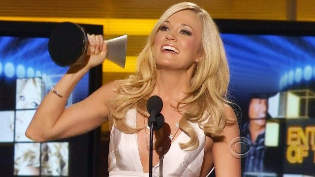 Carrie Underwood Could Make ACM History With Entertainer of the Year Win