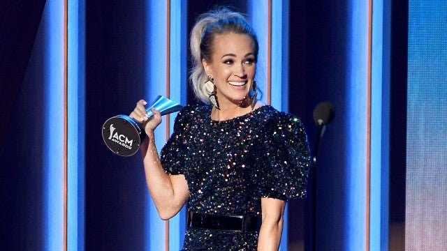 ACMs 2020: Carrie Underwood Reacts to That SHOCKING Tie and All of the Must-See Moments!