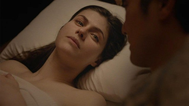Alexandra Daddario Stars in Exclusive 'Lost Girls & Love Hotels' Clip