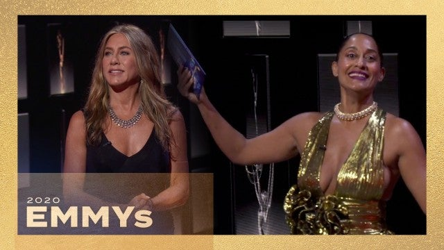 Emmys 2020: Jennifer Aniston, Tracee Ellis Ross and Other Stars Who Appeared in Person