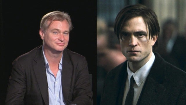 Christopher Nolan Talks Robert Pattinson Taking on 'The Batman' Role