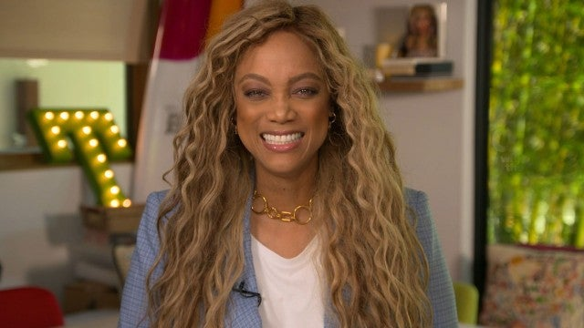 'DWTS': Tyra Banks Talks Carole Baskin Casting (Exclusive)