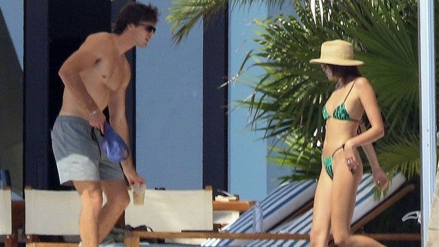 Kaia Gerber and Jacob Elordi Enjoy Vacation in Mexico With Her Parents