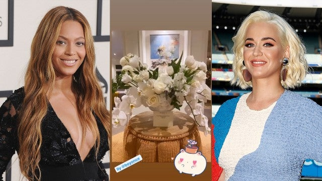 Beyonce Sends Katy Perry a LAVISH Baby Gift!