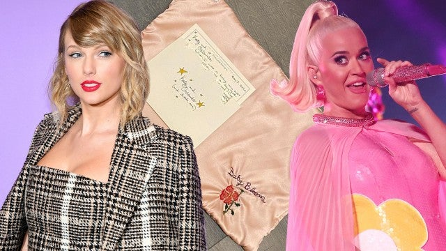 Taylor Swift Sent Katy Perry's Daughter Daisy a Hand-Embroidered Blanket