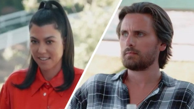 'KUWTK': Kourtney Kardashian's Family Confronts Her After Scott Disick Talks About Having Another Baby