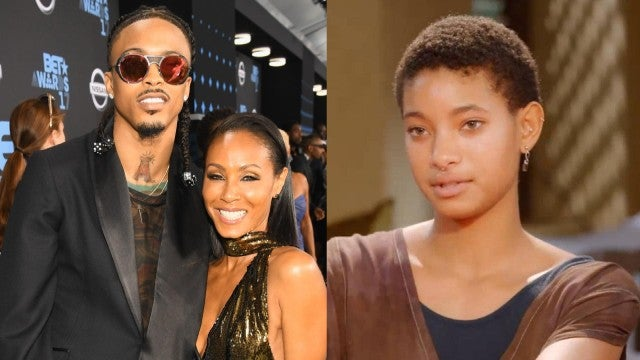 Willow Smith Reacts to Mom Jada Pinkett Smith's 'Entanglement'