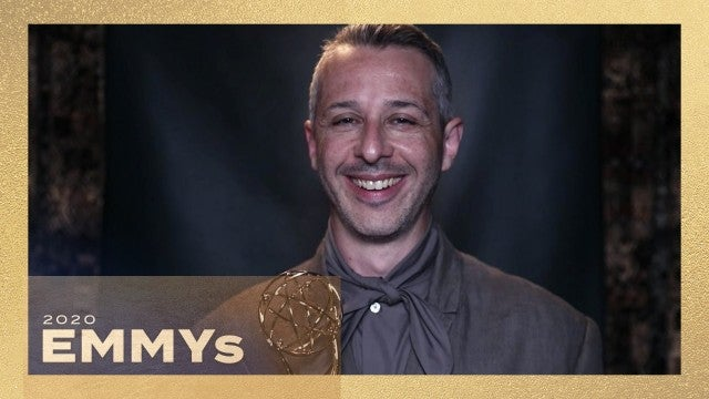 Emmys 2020: Jeremy Strong | Full Interview
