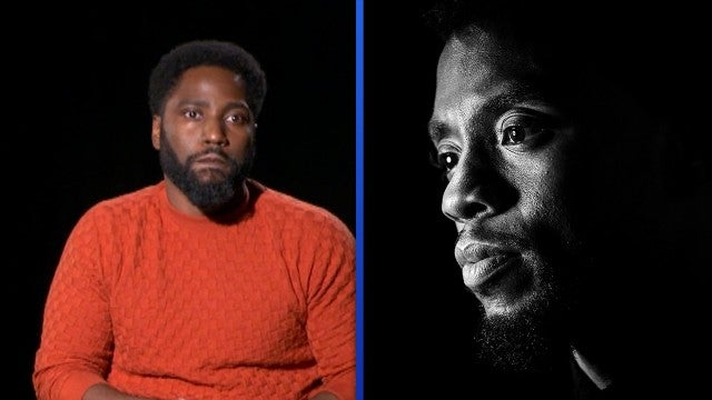 John David Washington Reflects on Chadwick Boseman's Impact (Exclusive)