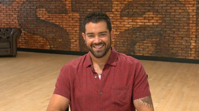 'DWTS': Jesse Metcalfe on Losing 'Pandemic Weight' for Potential Shirtless Dances (Exclusive)